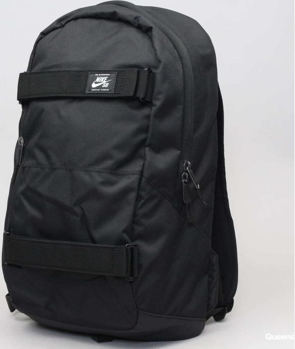 Nike NK SB Courthouse Backpack černý
