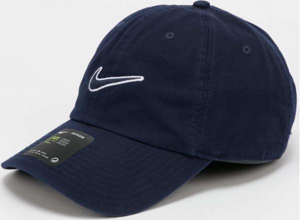 Nike U NSH H86 Swoosh Wash Cap navy
