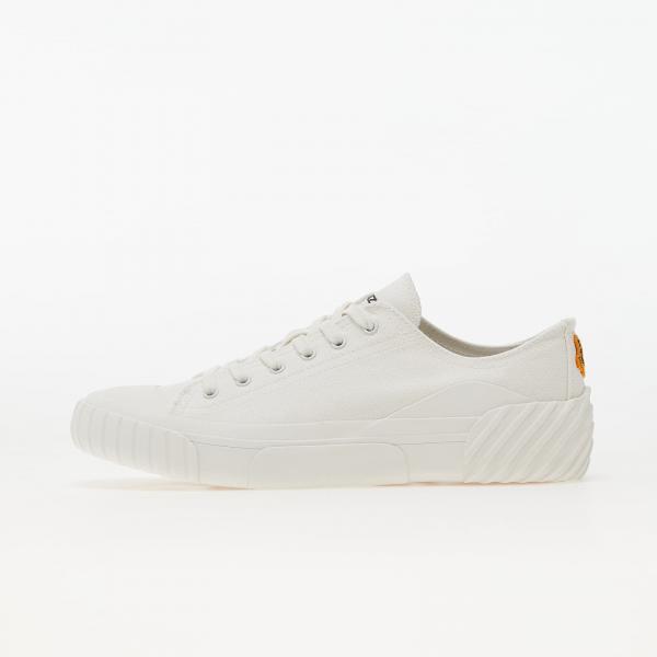 KENZO Slip-On Sneaker White