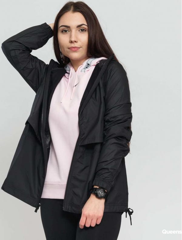 Nike W NSW Jacket Woven černá