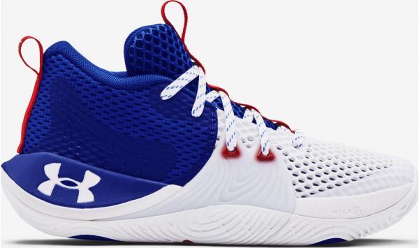 Embiid 1 Basketball Tenisky dětské Under Armour