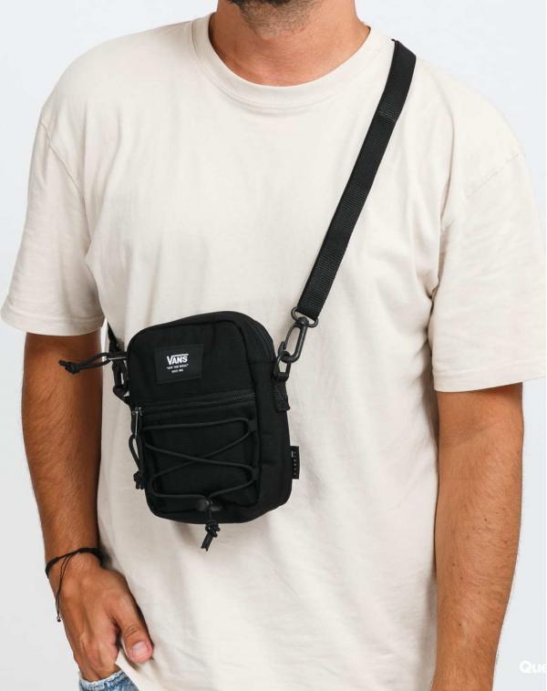 Vans Bail Shoulder Bag černá