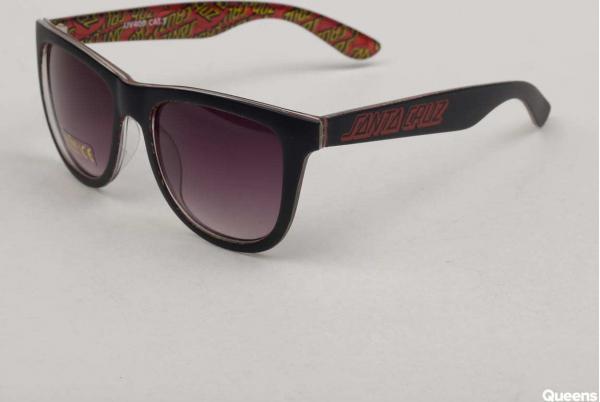 Santa Cruz Multi Classis Dot Sunglasses černé / multicolor