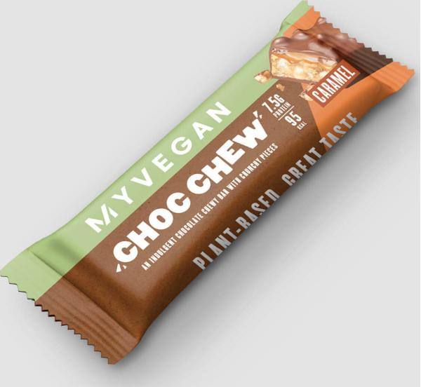 Myvegan  Choc Chew - Caramel
