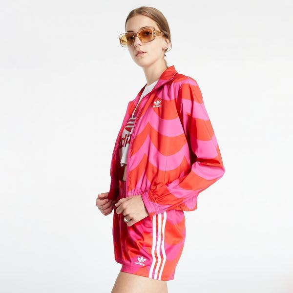 adidas x Marimekko Track Top Vivred/ Terema