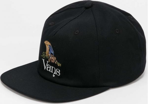 Vans Trippy Vans Shallow Unstructured Hat černá