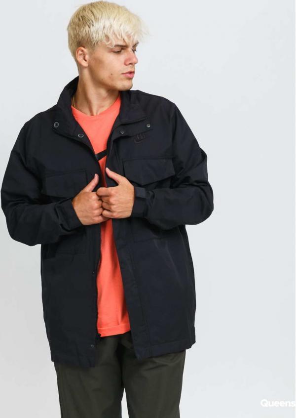 Nike M NSW SPE Woven UL M65 Jacket černá
