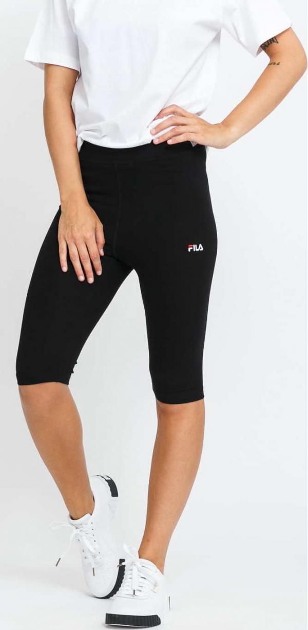 Fila W Ekanta Short Leggings černé