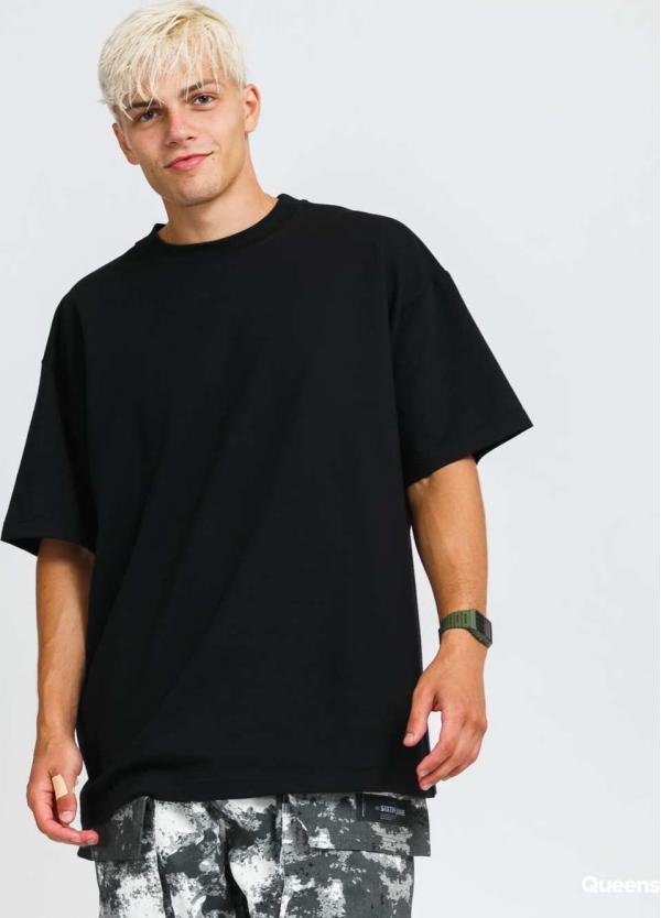 Bryland Company Logos Heavyweight T-Shirt černé