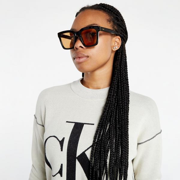 Calvin Klein Jeans Ck Loose Sweater Muslin