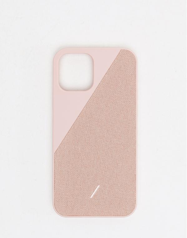 Native Union Clic Canvas - iPhone 12 Mini Rose