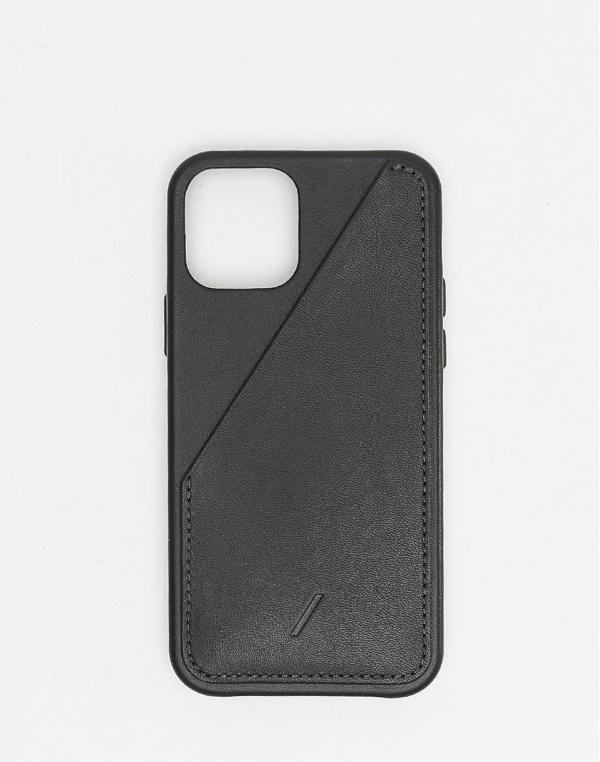 Native Union Clic Card - iPhone 12 Mini Black