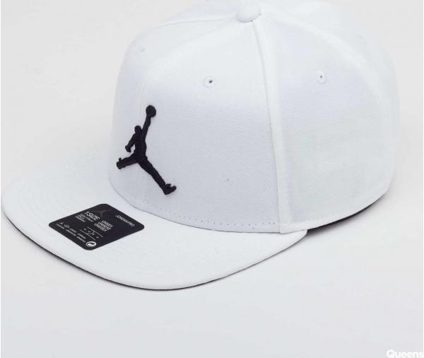 Jordan Jordan Pro Jumpman Snapback bílá / černá