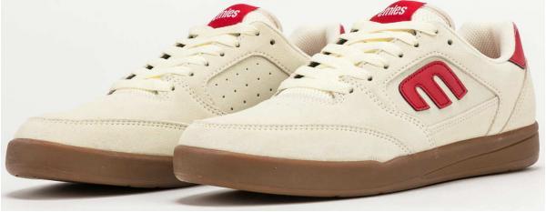 etnies Veer white / red / gum