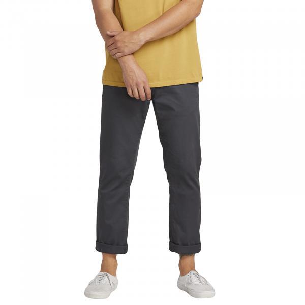 Volcom Frickin Modern Stretch Pants Charcoal