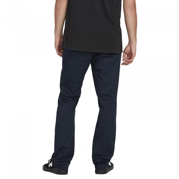 Volcom Frickin Modern Stretch Pants Dark Navy