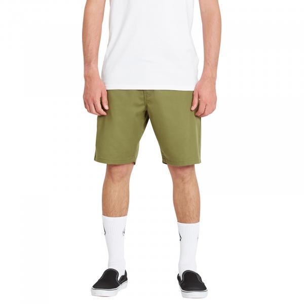 Volcom Frickin Mdrn Stretch Shorts 19 Old Mill
