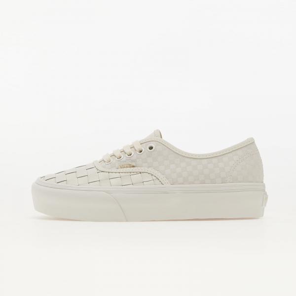 Vans Authentic Platform 2.0 (Wowen Leather) White