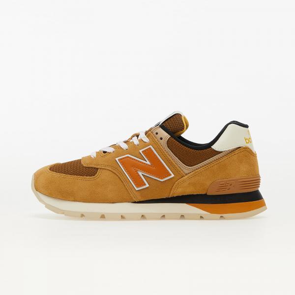 New Balance 574 Brown/ Beige