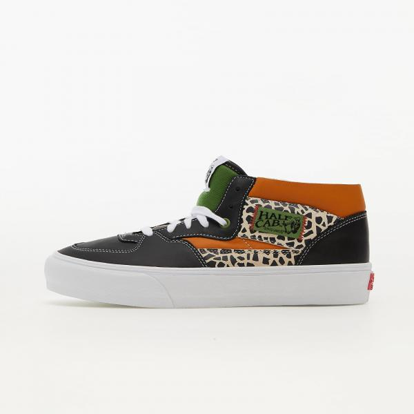 Vans Vault Half Cab EF LX (Leather/ Suede) Cactus/ Black