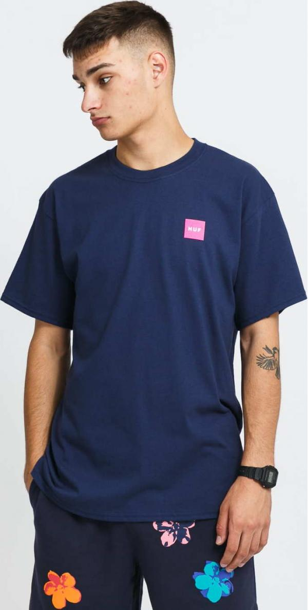 HUF Wet Cherry T-Shirt navy