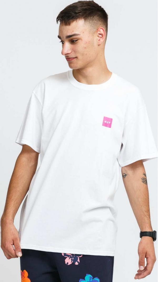 HUF Wet Cherry T-Shirt bílé