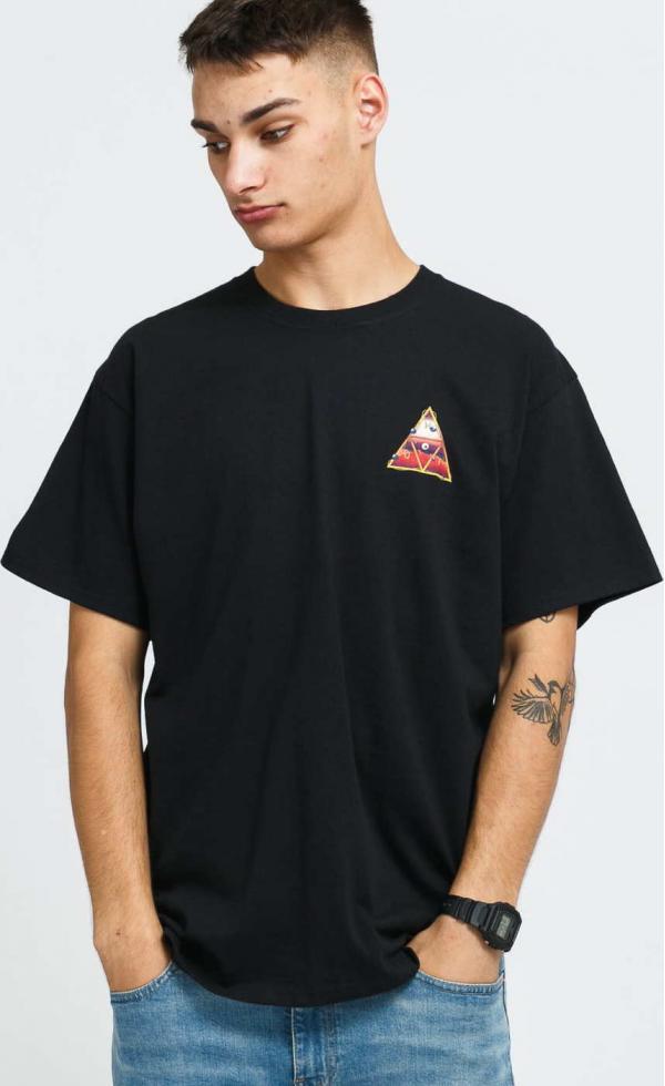 HUF Altered State TT T-Shirt černé
