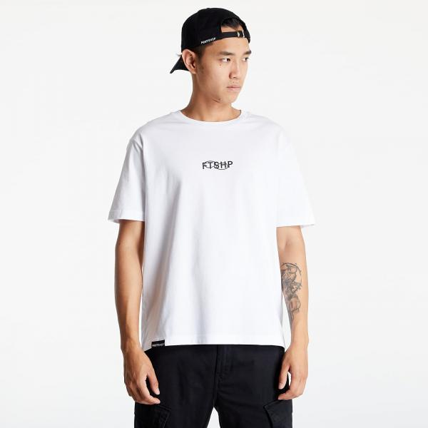 FTSHP Logo Tee White