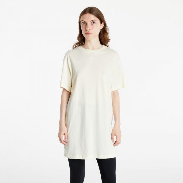 Nike W NSW Essentials SS Dress Coconut Milk/ White