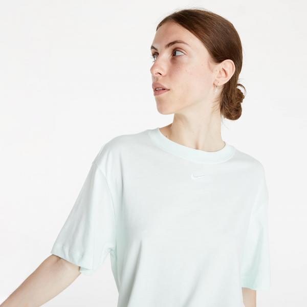 Nike W NSW Essentials SS Dress Mint Barely Green/ White