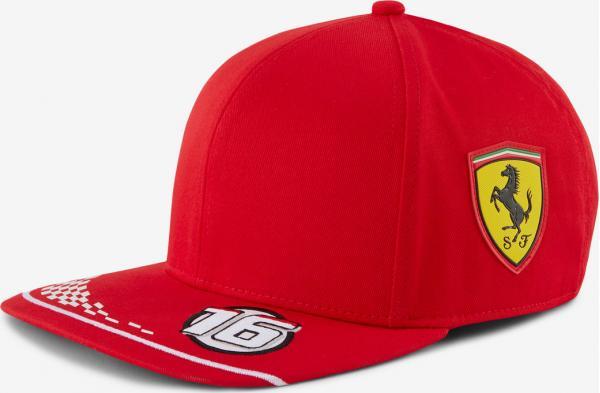 Ferrari Replica Leclerc Kšiltovka Puma