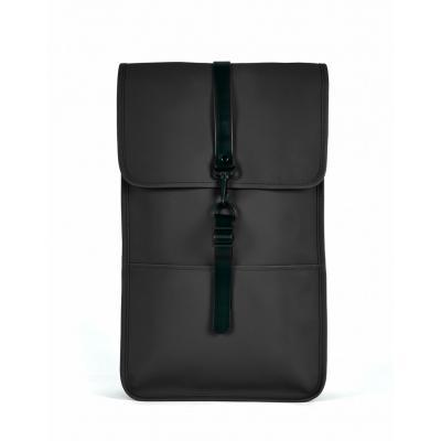 Rains Backpack 01 Black
