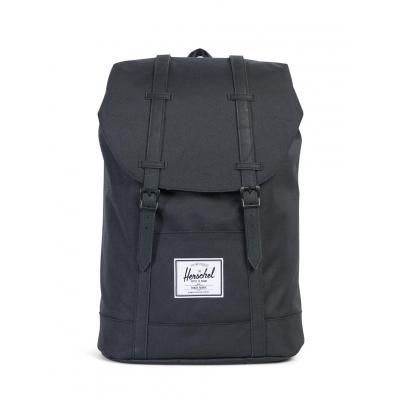 Herschel Supply Retreat Black/ Black