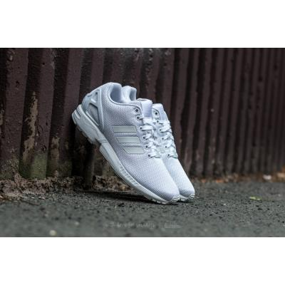 adidas ZX Flux Ftw White/ Ftw White/ Cool Grey