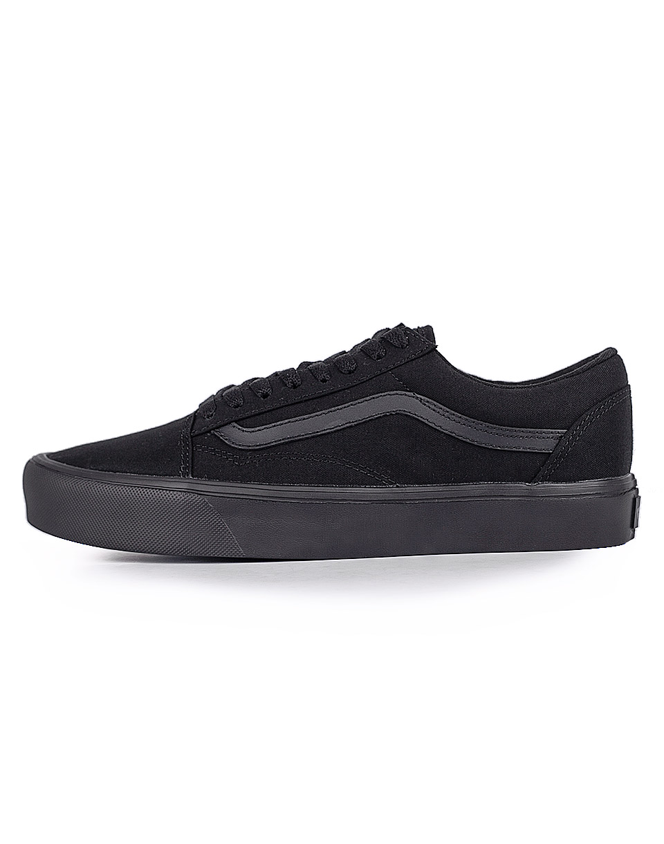 Sneakers - tenisky Vans Old Skool Lite (Canvas) Black   Black ... c5686636473