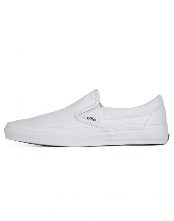 Vans Classic Slip-On True White 37