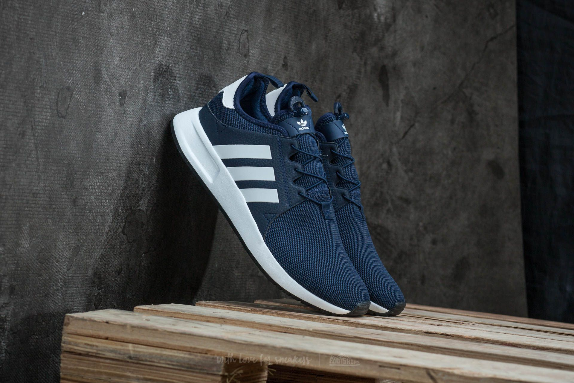 new arrival 698d3 b9764 adidas X_PLR Collegiate Navy/Footwear White/Core Black