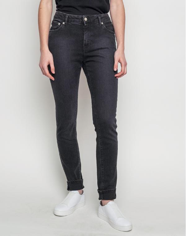 Mud Jeans Skinny Hazen Stone Black W26/L30