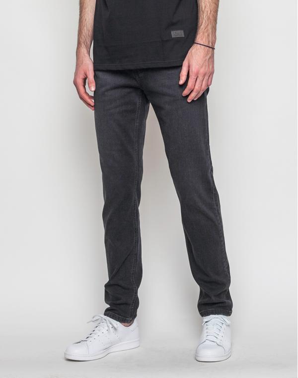 Mud Jeans Regular Dunn Stone Black W36/L34