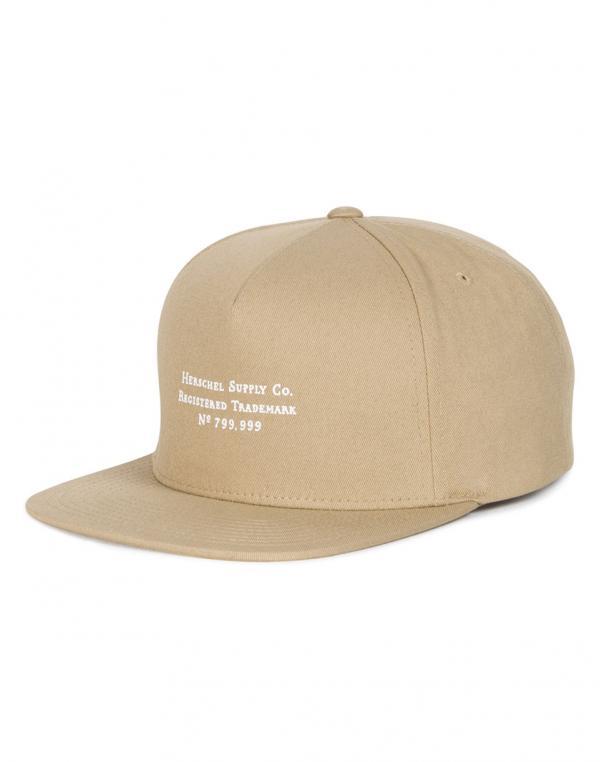 Herschel Supply Trademark Khaki