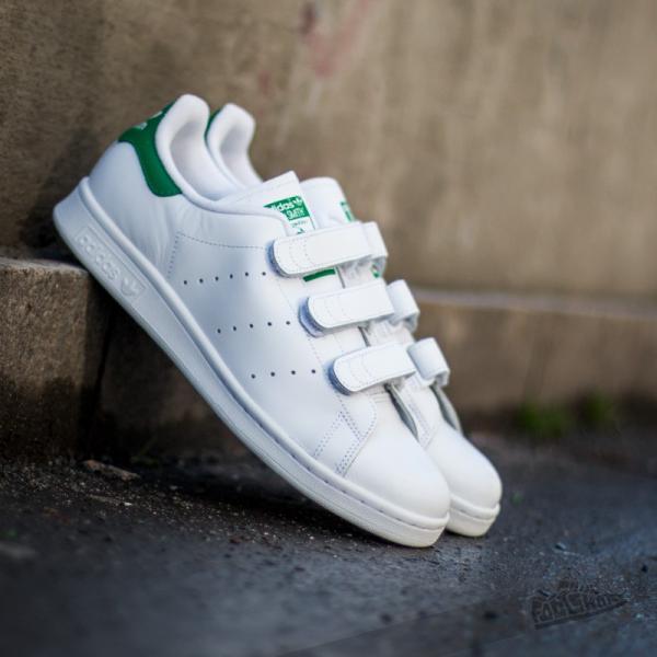adidas Stan Smith CF Ftw White/ Ftw White/ Green