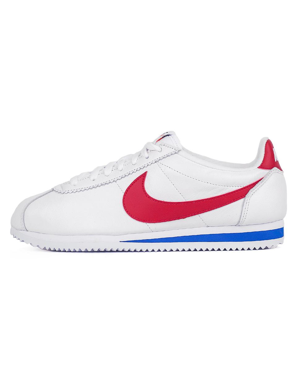 best website f5c36 93d05 Sneakers - tenisky Nike Classic Cortez SE White   Varsity Red - Varsity  Royal