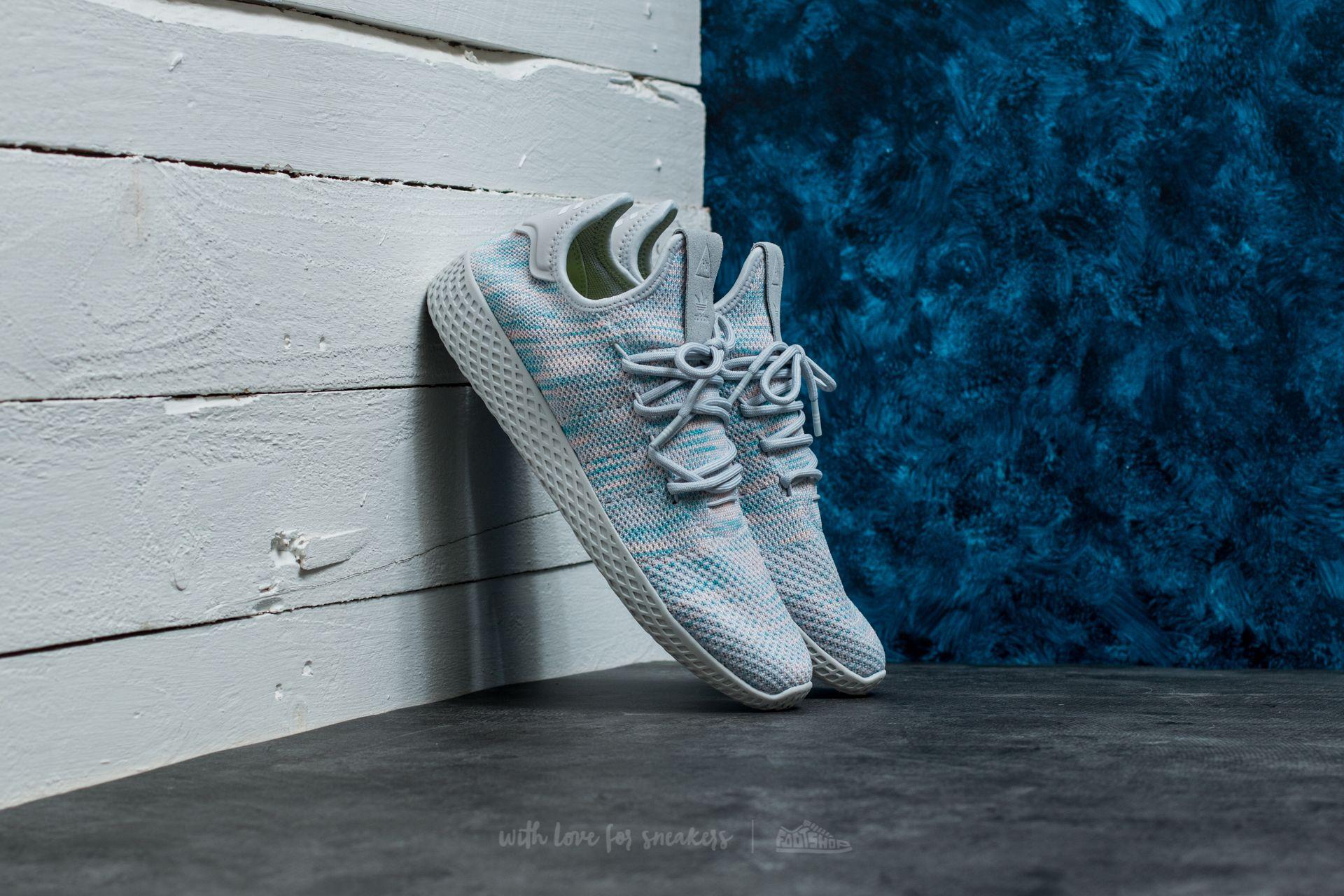 adidas Pharrell Williams Tennis HU Light Blue/ Light Blue 38