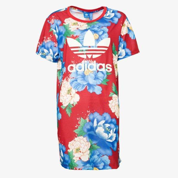 Adidas šaty Trf Tee Teplákys ženy Oblečení šaty Br7864  d519f36908c