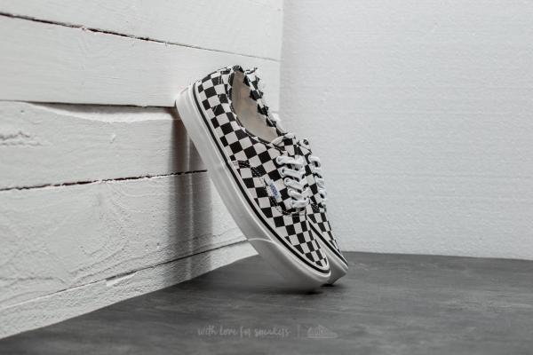 Vans Authentic 44 DX (Anaheim Factory) Black/ Checkerboard