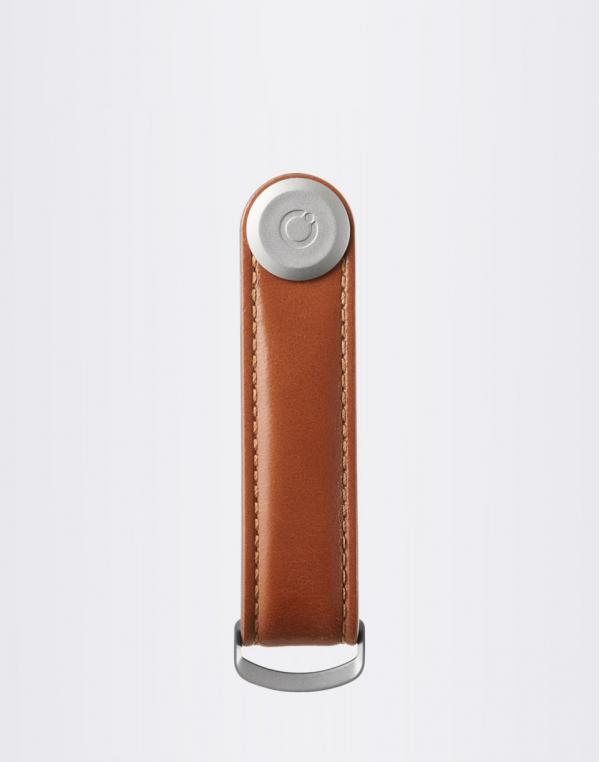 Orbitkey 2.0 Leather Cognac / Tan