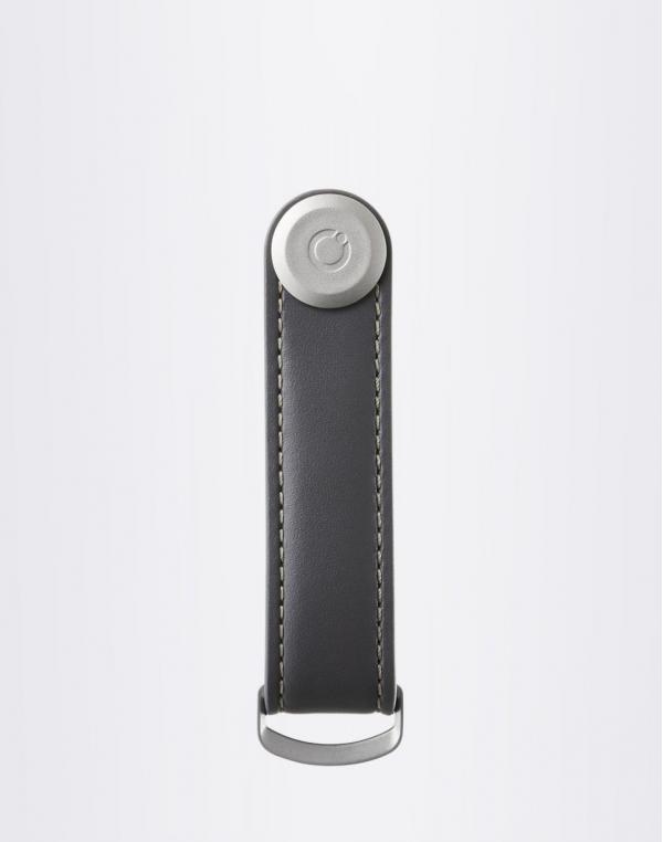 Orbitkey 2.0 Leather Charcoal / Grey