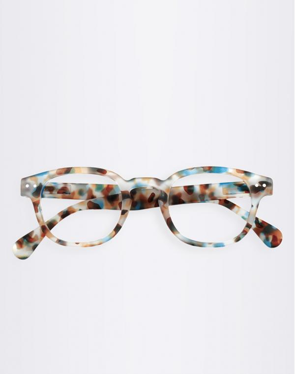 Izipizi Screen #C Blue Tortoise Soft