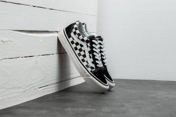 Vans Old Skool 36 DX Black/ Check
