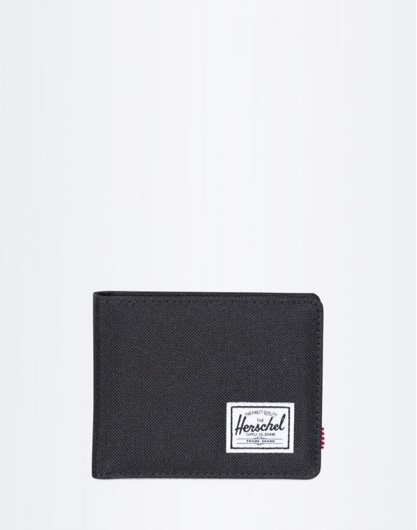 Herschel Supply Roy RFID Black